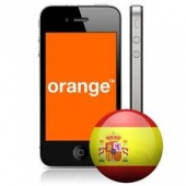 Orange Spain Iphone  4 / 4S / 5 / 5S / 5S ( All Supported )