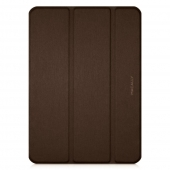 Чехол-книжка Macally Protective Case для iPad Pro 12.9 Brown (2020/2018) (BSTANDPRO4L-BR)