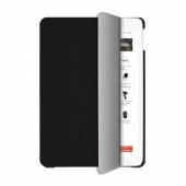 Macally Protective Case and Stand for iPad 10.2, Black (BSTAND7-B)