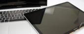 """Корпус (верхняя крышка) + LCD для MacBook 13"""" 2008-2009гг. A1278 б/у"""
