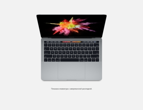 Apple MacBook Pro 13'' Space Gray (MPXW2)