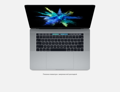 Apple MacBook Pro 15'' Space Gray (MPTR2)