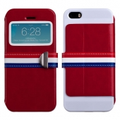 Momax Stand View European Style Case for iPhone 5/5S/SE