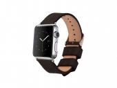 Ремешок Monowear A Leather Band for Apple Watch 38 mm