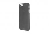 Чехол-накладка Pinlo Slice 3 for iPhone 5/5S 0.35mm, Black (IP5RBBSLK)