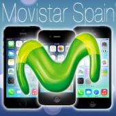 Spain Movistar  3G / 3GS / 4 / 4S / 5 / 5S / 5 (Not Found + Blacklisted)