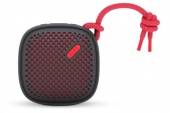 Nude Audio Portable Bluetooth Speaker Move S Charcoal/Coral (PS002CLG)