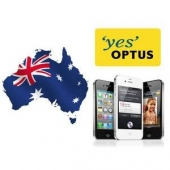 Optus/Virgin Australia - 5 / 4S / 4 / 3GS / 3 (Clean& Blocked ) Fast