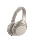 Наушники с микрофоном Sony Premium Noise Cancelling Headphones Silver (WH-1000XM3G)