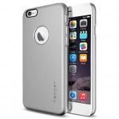 Spigen SGP Case Thin Fit A Series for iPhone 6/6S, Satin Silver