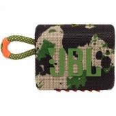 Портативная колонка JBL Go3, Squad (JBLGO3SQUAD)