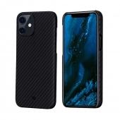 Pitaka MagEZ Case for iPhone 12 Mini, Black/Grey (KI1201)