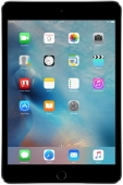 Apple iPad mini 4 Wi-Fi + LTE 32Gb Space Gray (MNWP2, MNWE2)