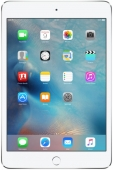 Apple iPad mini 4 Wi-Fi + LTE 32Gb Silver (MNWF2)
