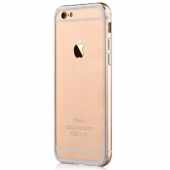 Чехол-накладка Devia Mighty Bumper for iPhone 6/6S