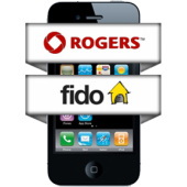 ROGERS/FIDO iPhone 3G / 3GS / 4 / 4S / 5 / 5S / 5C
