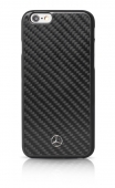 Чехол Mercedes Dynamic Line Hard Case Real Carbon Fiber for iPhone 6/6S (MEHCP6RCABK)