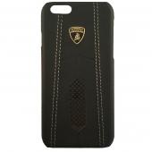 Чехол Lamborghini Aventador D2 for iPhone 6/6S (LB-HCIP6-AV/D2-BK)