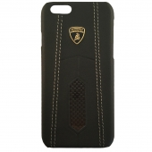 Чехол Lamborghini Aventador D2 for iPhone 6/6S (LB-HCIP6-AV/D2-BK)