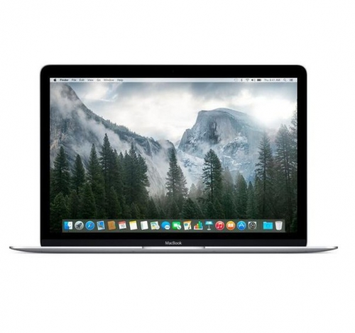 "Apple MacBook 12"" 256GB Silver (MF855)"