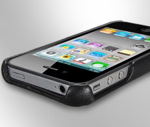 SGP Grip Infinity Black (SGP06900) для iPhone 4/4S