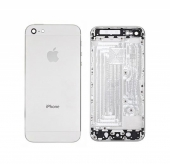 Корпус (Housing) iPhone 5 as iPhone 6 High Copy White