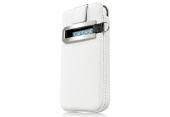 Capdase Smart Pocket Value Set White for iPhone 4/4S