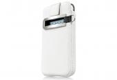 Capdase Smart Pocket Value Set White for iPhone 4/4S