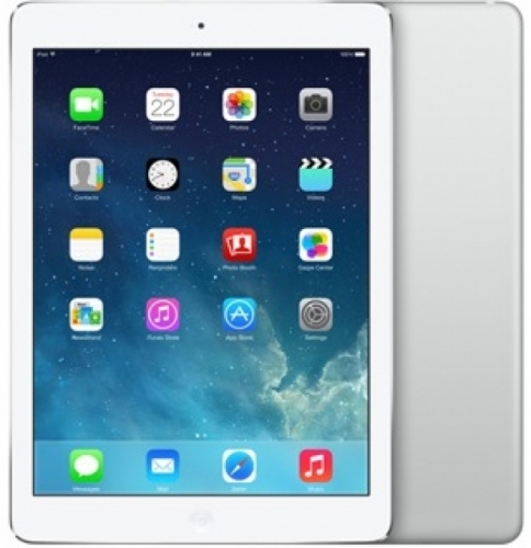 Apple iPad Air Wi-Fi 16Gb (Silver)