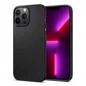 Spigen Thin Fit Case for iPhone 13 Pro Max, Black