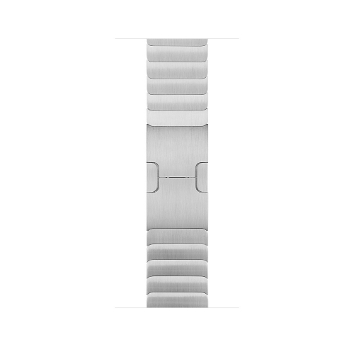 Часы Apple Watch Series 2 38mm Stainless Steel Case with Silver Link Bracelet (MNP52)