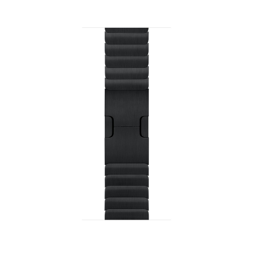 Часы Apple Watch Series 2 38mm Space Black Stainless Steel Case with Space Black Link Bracelet (MNPD2)