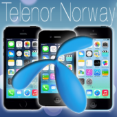 Telenor Norway Iphone Unlock ( Clean Imei & Not found )