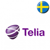 Telia Sweden iPhone 2G / 3G / 3GS / 4 / 4S / 5 / 5S / 5C