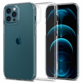 Spigen Ultra Hybrid Case for iPhone 12 Pro Max, Clear (ACS01618)