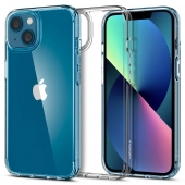 Spigen Ultra Hybrid Case for iPhone 13 Mini, Clear