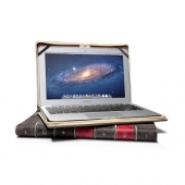 "Twelvesouth Leather Case BookBook Black for MacBook Air 11"" (TWS-121103)"