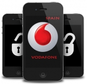 Vodafone Spain Iphone 4 / 4S / 5 / 5S / 5C ( Al Imei )