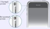 Переключатель бесшумного режима для iPhone 2G