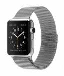 Часы Apple Watch 42mm Stainless Steel with Milanese Loop (MJ3Y2)