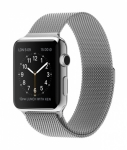 Часы Apple Watch 42mm Stainless Steel with Milanese Loop (MJ3Y2)