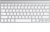 Apple Wireless Keyboard aluminium (MC184)