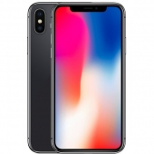 NEW Apple iPhone X 64GB Space Gray (MQAC2)