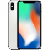 NEW Apple iPhone X 64GB Silver (MQAD2)