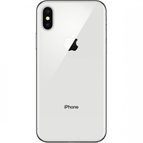 Apple iPhone X 64GB Silver (MQAD2)