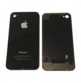 Задняя крышка для iPhone 4 черная ( Оригинал)