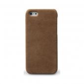 Zenus Prestige Vintage Bar Case for iPhone 5/5S/SE - Brown