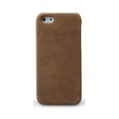 Zenus Prestige Vintage Bar Case for iPhone 5/5S/SE - Brown