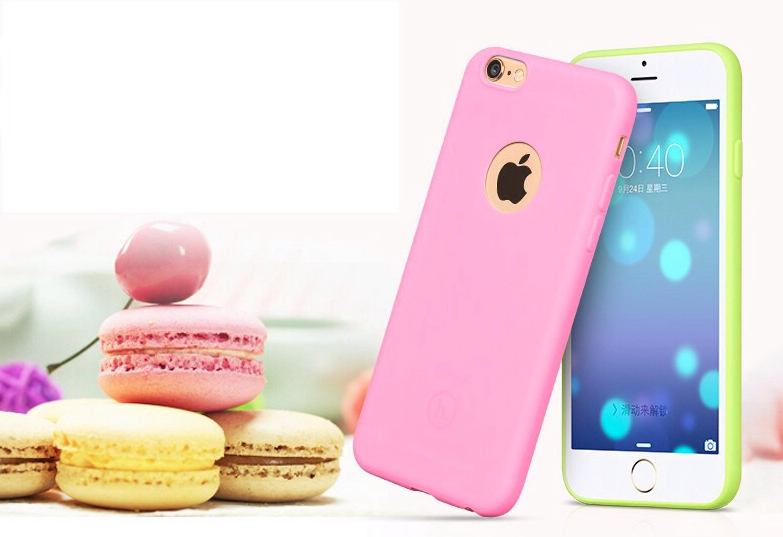 купить чехол HOCO Juice Series TPU Case for iPhone 6/6S