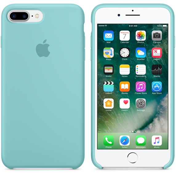 купить чехол Apple Silicone Case for iPhone 7